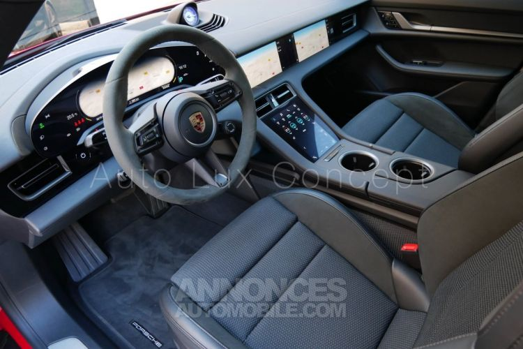 Porsche Taycan 4S Performance +, ACC, Chrono, BOSE, Caméra 360° - <small></small> 129.890 € <small>TTC</small> - #5