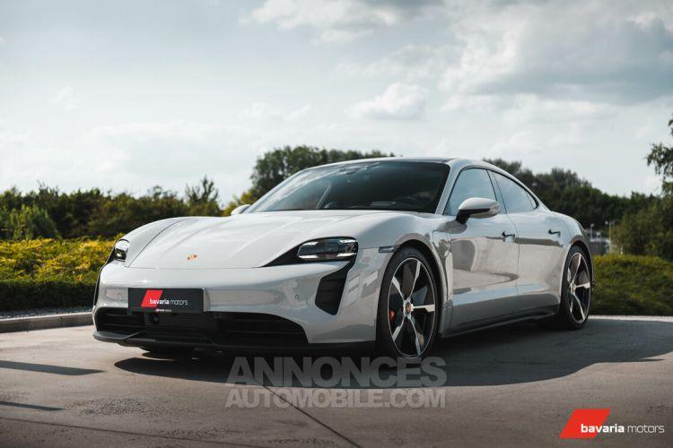 Porsche Taycan 4S - PERFORMANCE PLUS BATTERY - BOSE - SPORTDESIGN - <small></small> 158.900 € <small>TTC</small> - #5