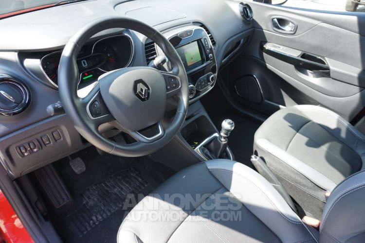 Renault Captur 1.2 TCe Energy Extrem - Garantie 12 mois - EURO 6 - - <small></small> 10.950 € <small>TTC</small> - #6