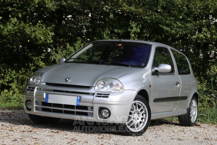 Renault Clio 2 RS1 16v SHIFTLIGHT - <small></small> 5.990 € <small>TTC</small> - #1