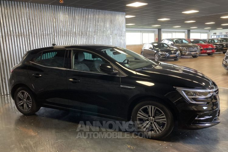 Renault Megane 1.3 TCE 140 EDC INTENS - <small></small> 21.390 € <small>TTC</small> - #4