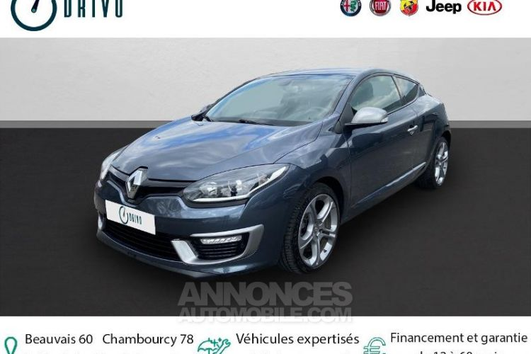 Renault Megane 2.0 dCi 165ch FAP GT 2015 - <small></small> 10.470 € <small>TTC</small> - #1
