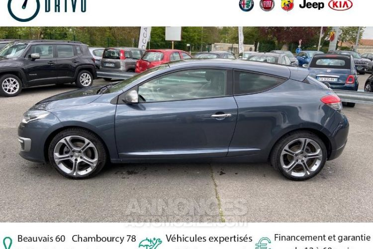 Renault Megane 2.0 dCi 165ch FAP GT 2015 - <small></small> 10.470 € <small>TTC</small> - #4