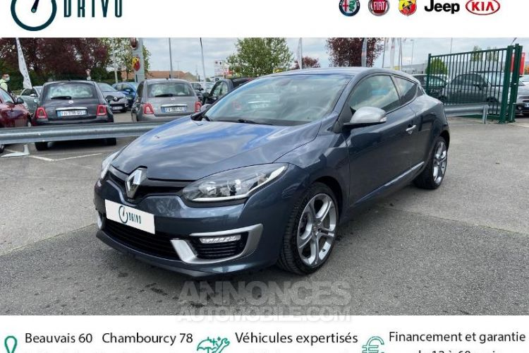 Renault Megane 2.0 dCi 165ch FAP GT 2015 - <small></small> 10.470 € <small>TTC</small> - #20