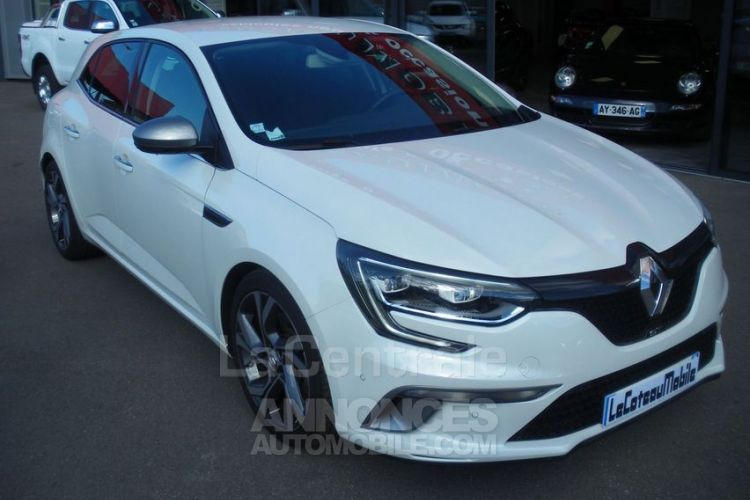 Renault Megane 4 IV 1.6 TCE 205 ENERGY GT EDC7 - <small></small> 18.990 € <small>TTC</small> - #2