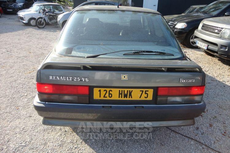 Renault R25 V6 BACARRA - <small></small> 5.500 € <small>TTC</small> - #5