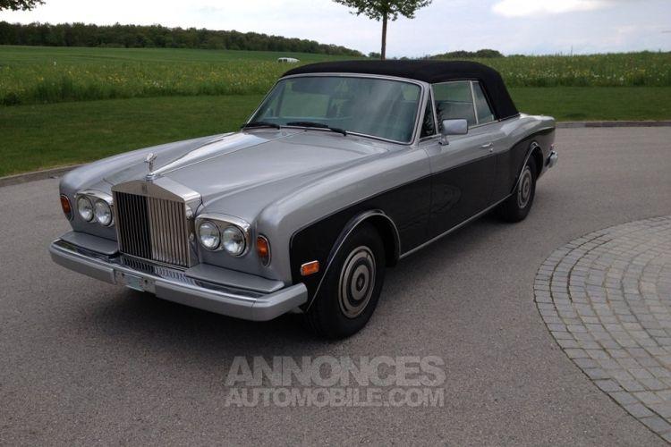 Rolls Royce Corniche II Convertible - <small></small> 78.900 € <small>TTC</small> - #2