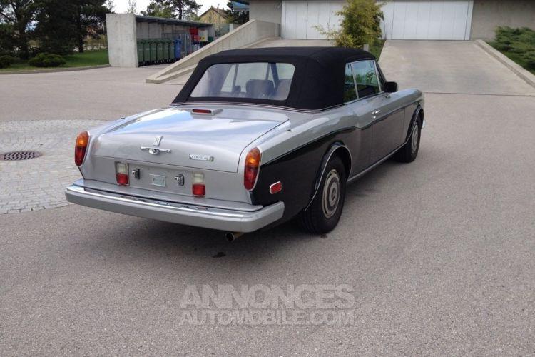 Rolls Royce Corniche II Convertible - <small></small> 78.900 € <small>TTC</small> - #3