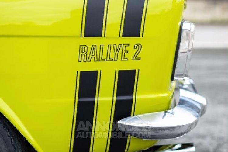 Simca 1000 RALLYE 2 - Prix sur Demande - #7