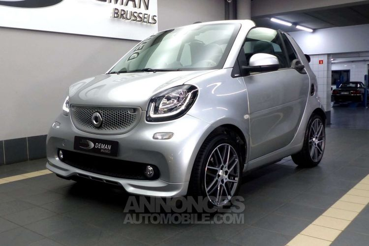 Smart Brabus Style - <small></small> 20.900 € <small>TTC</small> - #1