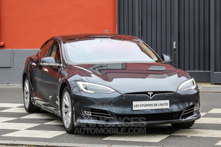 Tesla Model S 100 KWH DUAL MOTOR - <small></small> 67.950 € <small>TTC</small> - #8