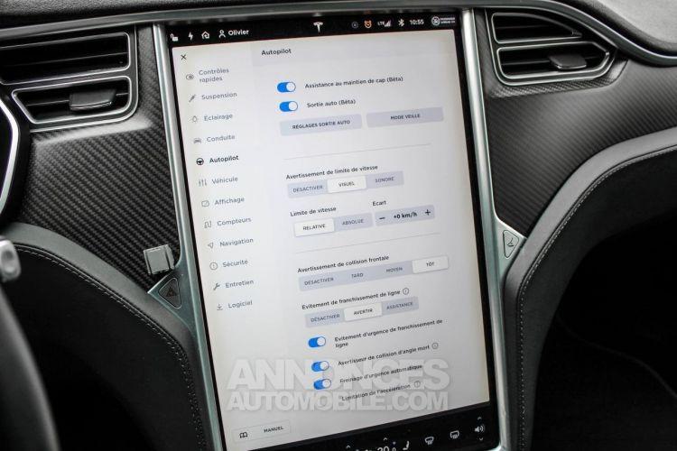 Tesla Model S 100 KWH DUAL MOTOR - <small></small> 67.950 € <small>TTC</small> - #41