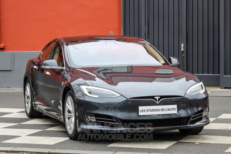 Tesla Model S 100 KWH DUAL MOTOR - <small></small> 65.950 € <small>TTC</small> - #7