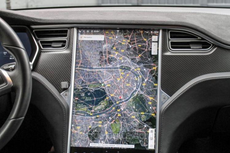 Tesla Model S 100 KWH DUAL MOTOR - <small></small> 65.950 € <small>TTC</small> - #22