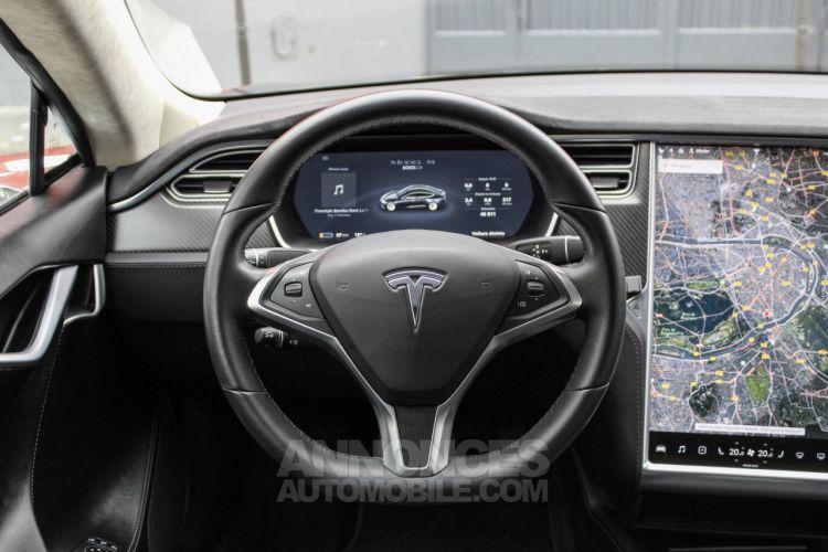 Tesla Model S 100 KWH DUAL MOTOR - <small></small> 65.950 € <small>TTC</small> - #25