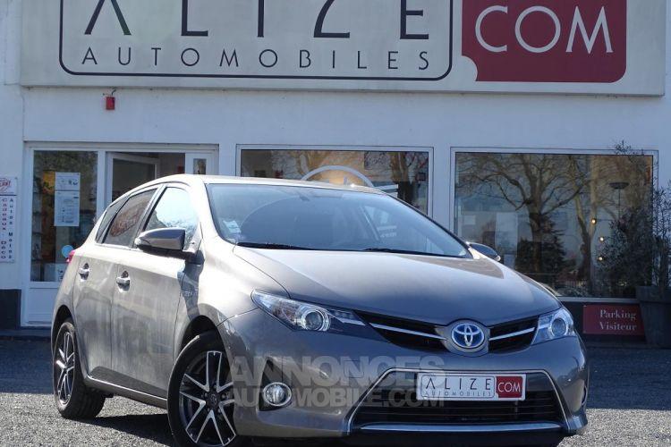 Toyota Auris 1.8 HYBRID 136H 100 BUSINESS BVA - <small></small> 12.900 € <small>TTC</small> - #1