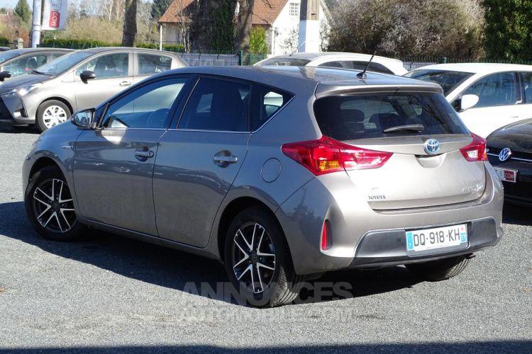 Toyota Auris 1.8 HYBRID 136H 100 BUSINESS BVA - <small></small> 12.900 € <small>TTC</small> - #3