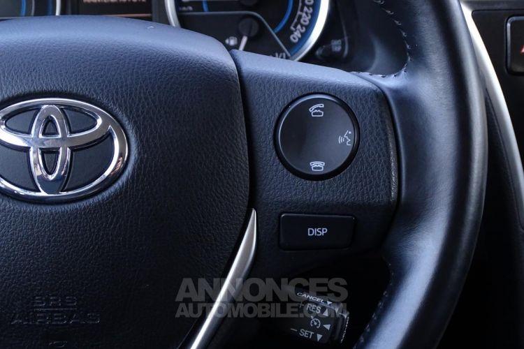 Toyota Auris 1.8 HYBRID 136H 100 BUSINESS BVA - <small></small> 12.900 € <small>TTC</small> - #15