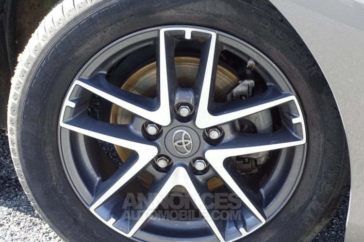 Toyota Auris 1.8 HYBRID 136H 100 BUSINESS BVA - <small></small> 12.900 € <small>TTC</small> - #21