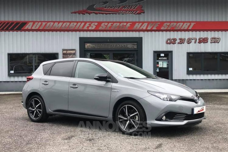 Toyota Auris HSD Collection 136h 136ch - <small></small> 16.990 € <small>TTC</small> - #3