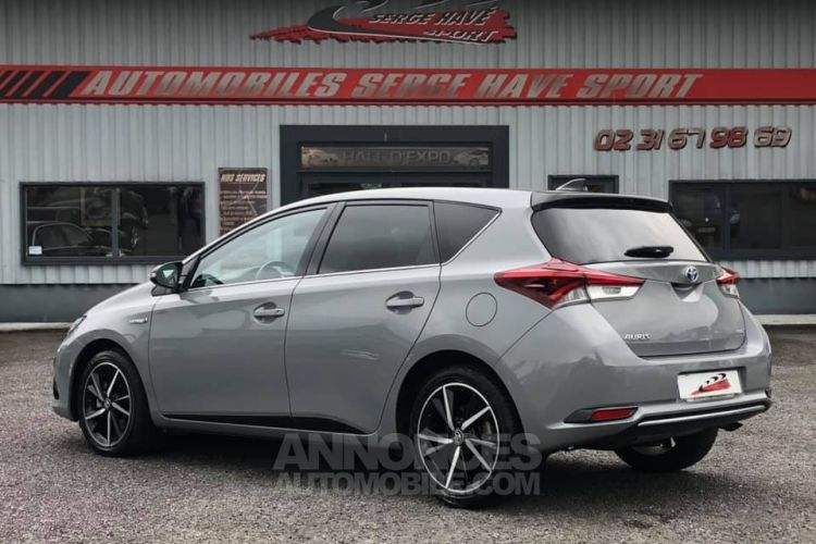 Toyota Auris HSD Collection 136h 136ch - <small></small> 16.990 € <small>TTC</small> - #4