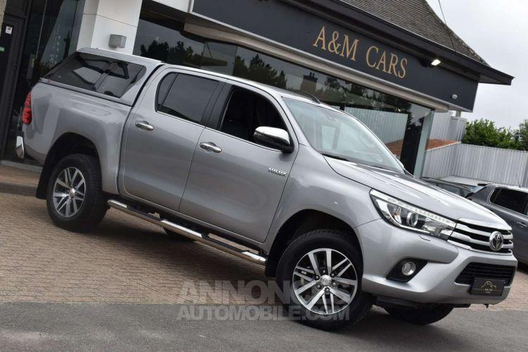 Toyota Hilux 2.4d - <small></small> 39.950 € <small>TTC</small> - #3