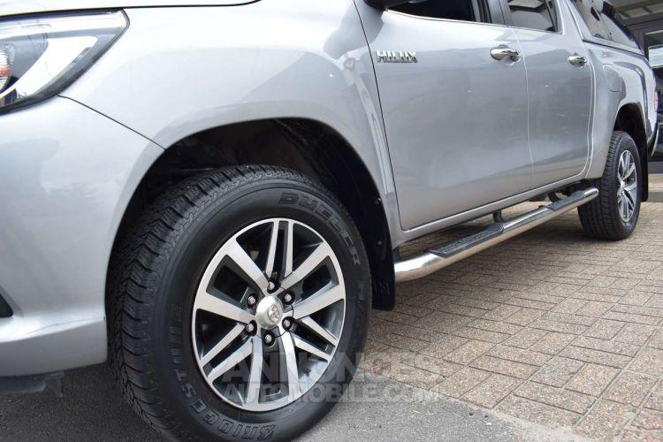 Toyota Hilux 2.4d - <small></small> 39.950 € <small>TTC</small> - #7