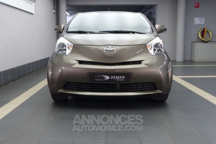 Toyota iQ 1.0i VVT-i Luna Multidrive - <small></small> 10.900 € <small>TTC</small> - #2