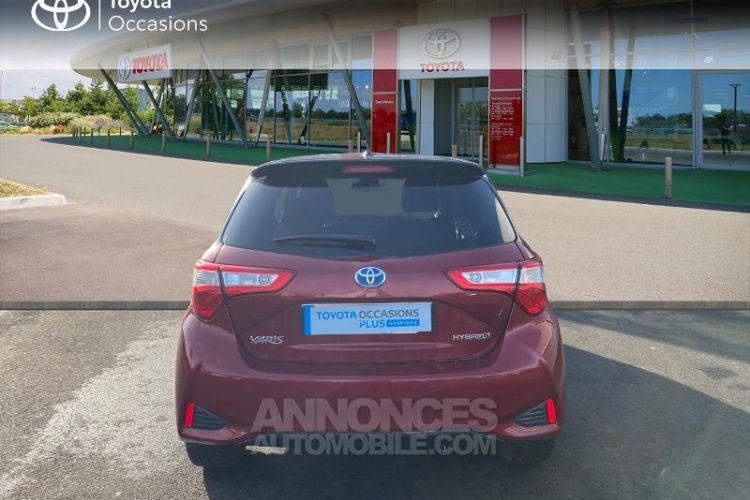 Toyota Yaris 100h Collection 5p - <small></small> 14.990 € <small>TTC</small> - #4