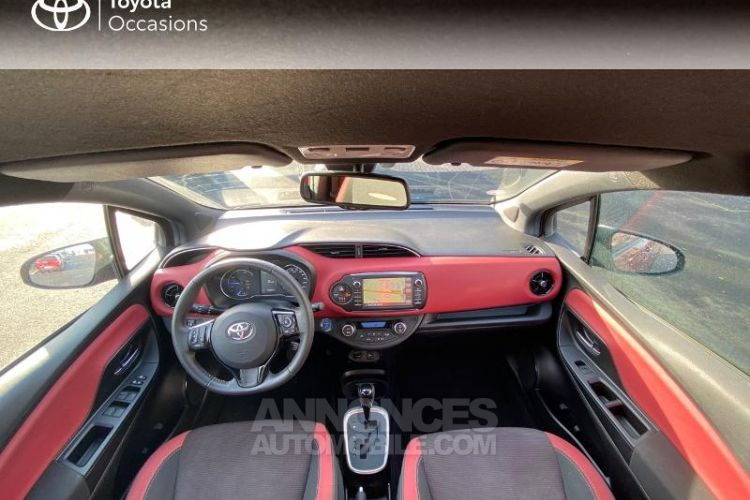 Toyota Yaris 100h Collection 5p - <small></small> 14.990 € <small>TTC</small> - #8
