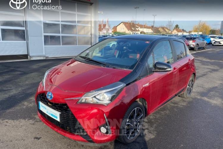Toyota Yaris 100h Collection 5p - <small></small> 14.990 € <small>TTC</small> - #20