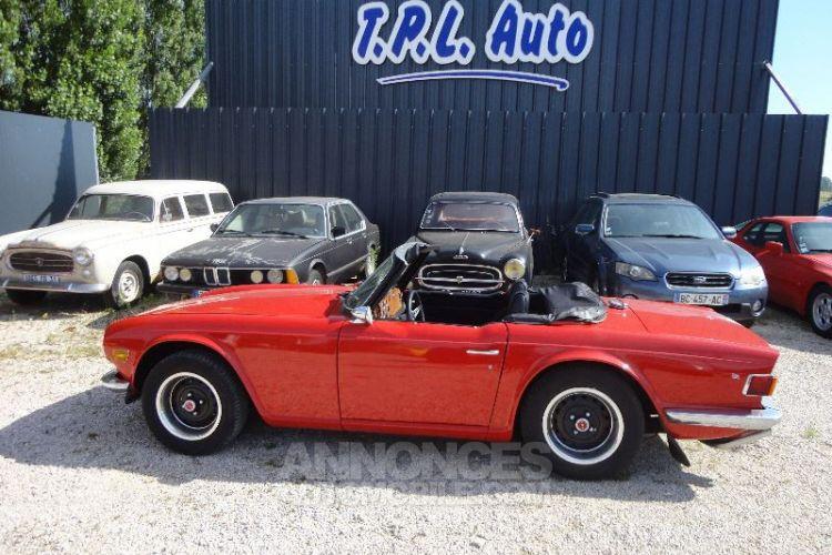 Triumph TR6 CARBU - <small></small> 21.500 € <small>TTC</small> - #1