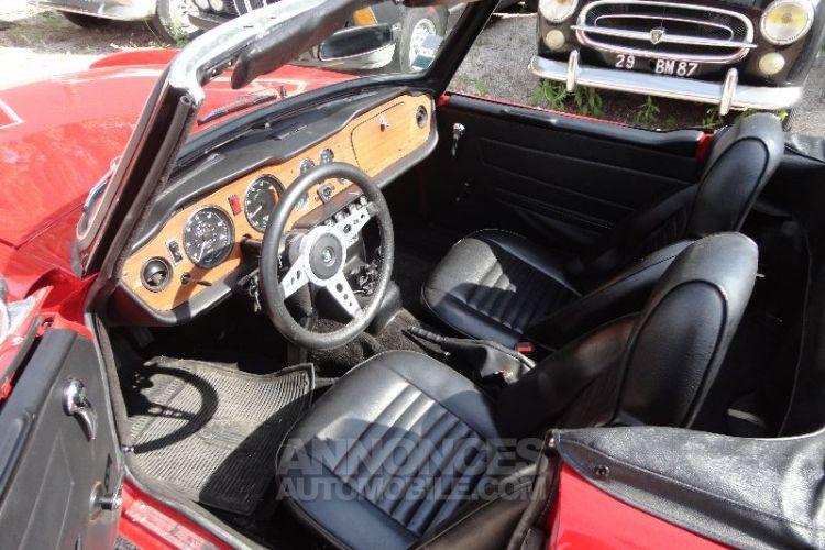 Triumph TR6 CARBU - <small></small> 21.500 € <small>TTC</small> - #2