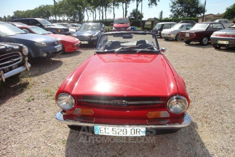 Triumph TR6 CARBU - <small></small> 21.500 € <small>TTC</small> - #7