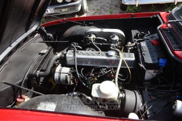 Triumph TR6 CARBU - <small></small> 21.500 € <small>TTC</small> - #10