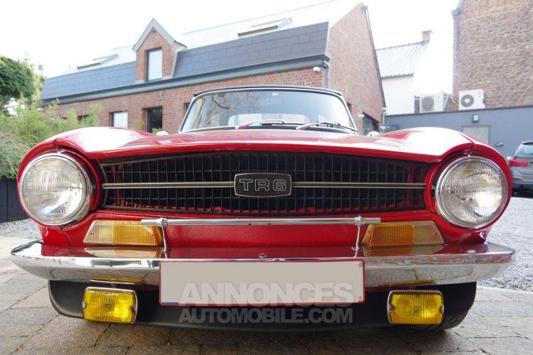 Triumph TR6 Manuel / Overdrive - <small></small> 21.900 € <small>TTC</small> - #13