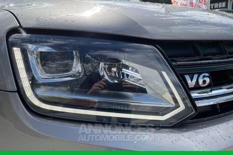 Volkswagen Amarok (3) 3.0 V6 TDI 204 4MOTION CONFORTLINE AUTO - <small></small> 29.400 € <small>TTC</small> - #4