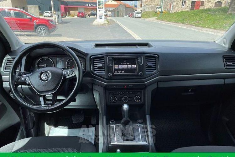 Volkswagen Amarok (3) 3.0 V6 TDI 204 4MOTION CONFORTLINE AUTO - <small></small> 29.400 € <small>TTC</small> - #7