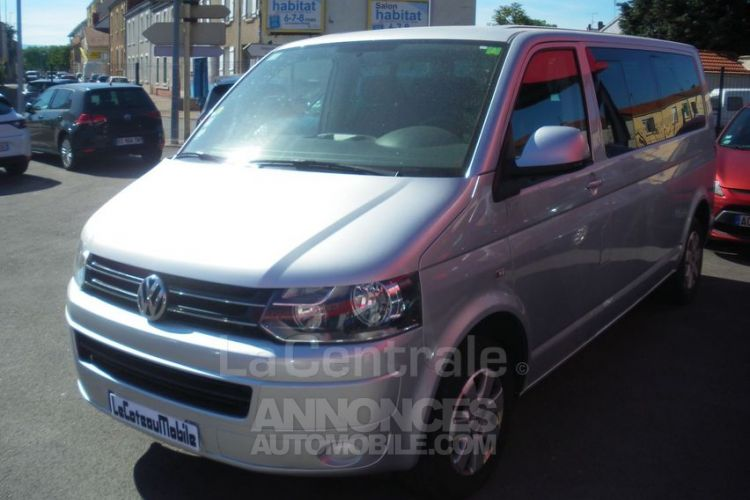 Volkswagen Caravelle MINIBUS LONG 2.0 TDI 140 BLUEMOTION TECHNOLOGY CONFORTLINE - <small></small> 21.000 € <small></small> - #1