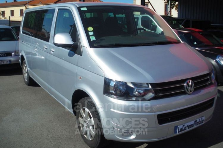 Volkswagen Caravelle MINIBUS LONG 2.0 TDI 140 BLUEMOTION TECHNOLOGY CONFORTLINE - <small></small> 21.000 € <small></small> - #2