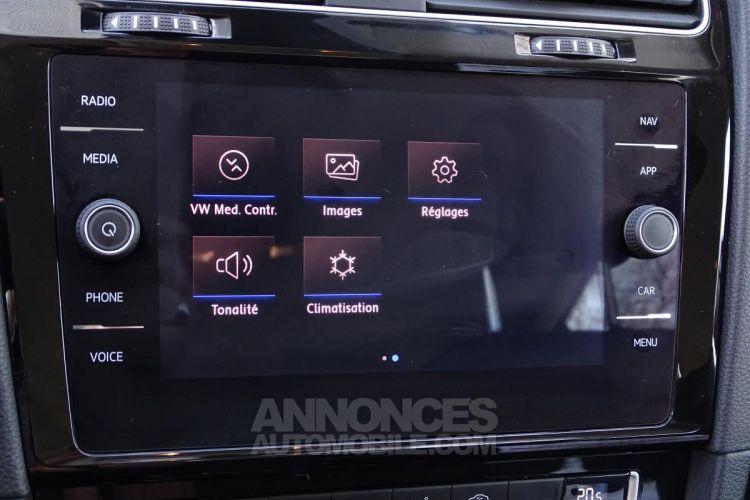 Volkswagen Golf 1.6 TDI 115 CONNECT - <small></small> 15.970 € <small>TTC</small> - #14