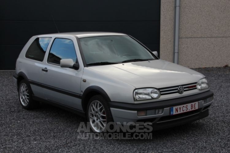 Volkswagen Golf 3 GTI spéciale 20 ans - <small></small> 14.500 € <small>TTC</small> - #1
