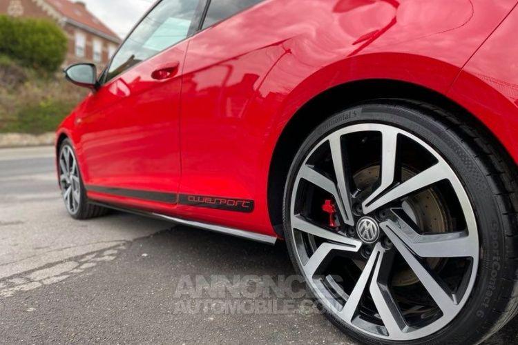 Volkswagen Golf 7 GTI Clubsport 2.0 TSI 265ch BVM6 / Dynaudio + App Connect - <small></small> 29.490 € <small>TTC</small> - #3