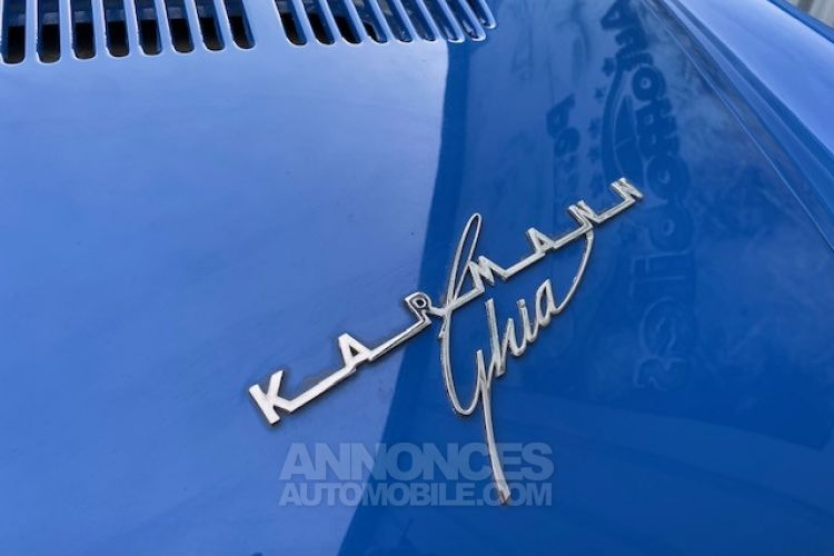 Volkswagen Karmann Ghia TYPE 14 - <small></small> 19.990 € <small>TTC</small> - #6