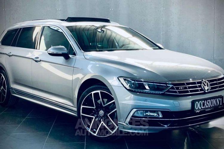 Volkswagen Passat Variant R Line - GPS Cockpit - Boite Auto - Toit Ouvrant - <small></small> 25.990 € <small>TTC</small> - #1