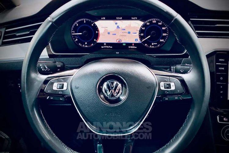 Volkswagen Passat Variant R Line - GPS Cockpit - Boite Auto - Toit Ouvrant - <small></small> 25.990 € <small>TTC</small> - #13