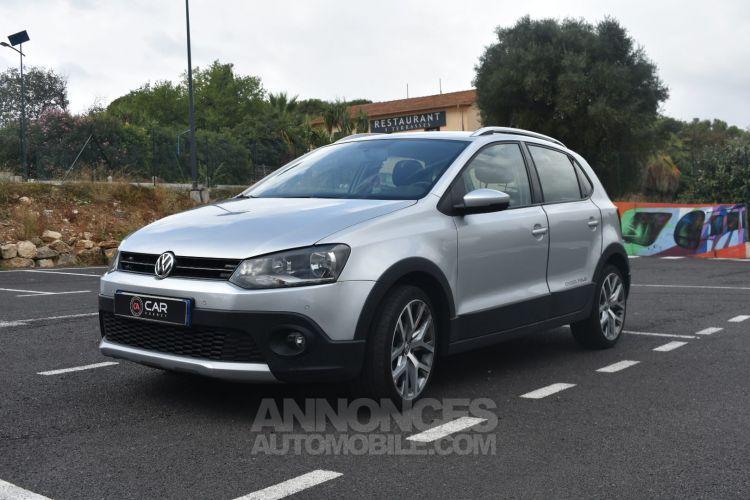 Volkswagen Polo CROSSOVER 1.2 TSI 90 CH GARANTIE - <small></small> 12.990 € <small>TTC</small> - #1