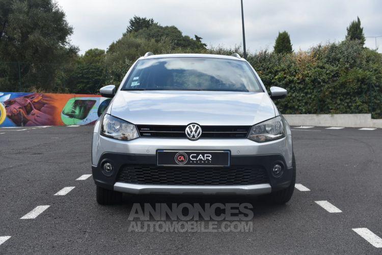 Volkswagen Polo CROSSOVER 1.2 TSI 90 CH GARANTIE - <small></small> 12.990 € <small>TTC</small> - #2