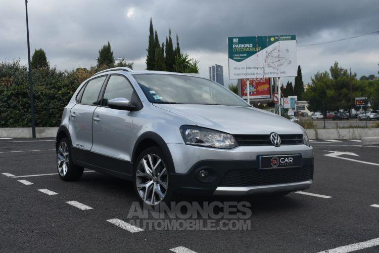 Volkswagen Polo CROSSOVER 1.2 TSI 90 CH GARANTIE - <small></small> 12.990 € <small>TTC</small> - #3