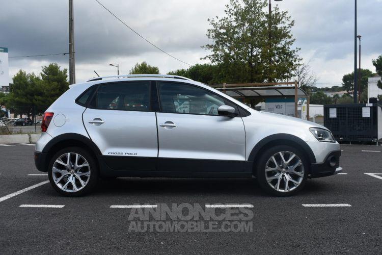 Volkswagen Polo CROSSOVER 1.2 TSI 90 CH GARANTIE - <small></small> 12.990 € <small>TTC</small> - #4